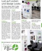 Neueröffnung Friseur-Salon NFive